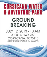 water-park-ground-breaking